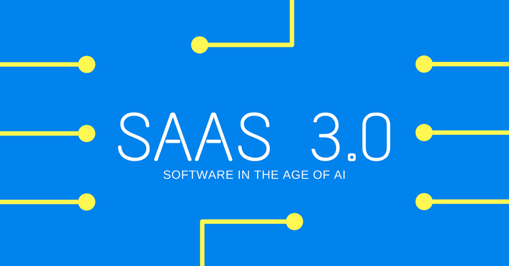 SaaS 3.0: Invisible SaaS with MachineLearning
