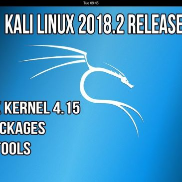 Kali Linux 2018.2 on your Pocket with the GPD 7 mini-laptop.