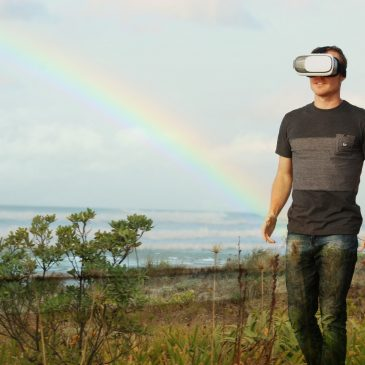 Building AR/VR with Javascript andHTML