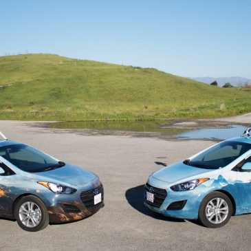 Google's Street View cars are making streets viewable to more than just humans
