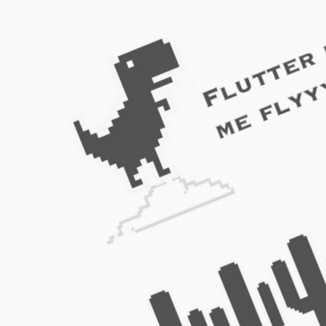 Recreating the famous T-Rex game with Flutter and Flame
