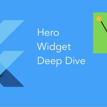 A Deep Dive Into Hero Widgets inFlutter