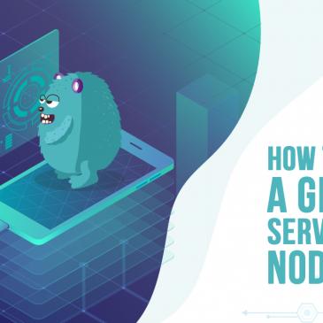 Creating a GraphQL server withNodeJS