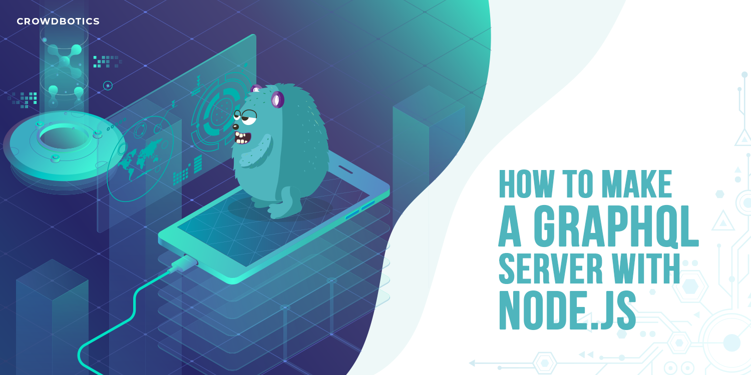 Creating a GraphQL server with NodeJS