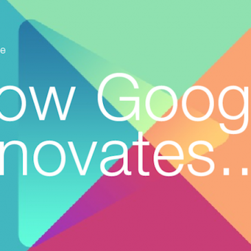 How Google Innovates