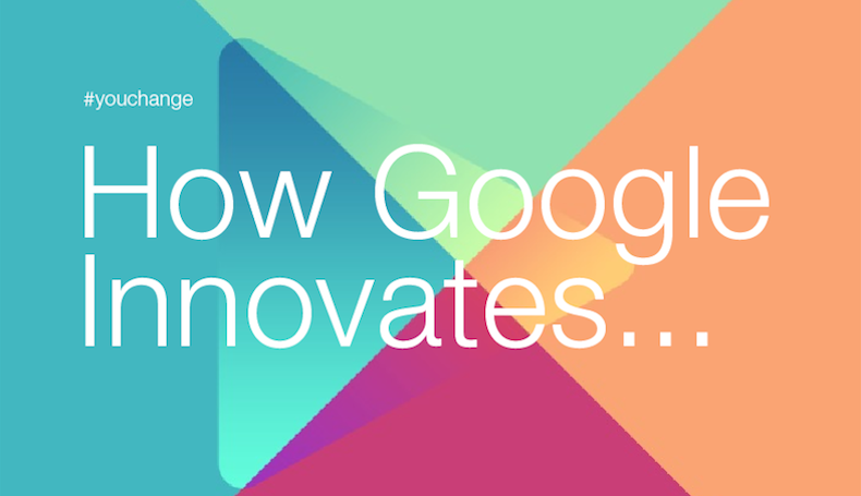 How Google Innovates
