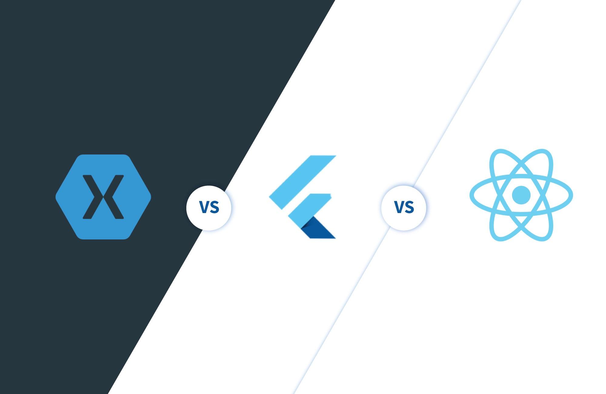 Xamarin vs React Native vs Flutter—What Is Best For Cross-platform Development