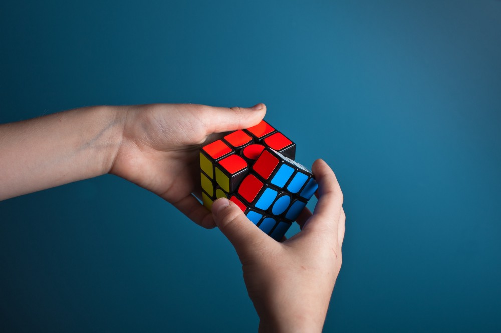 First, learn to solve the problem