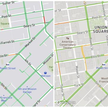 Live trafficmaps