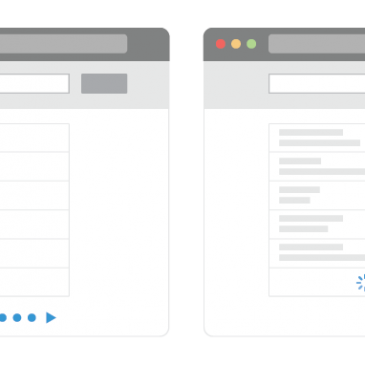 UX: Infinite Scrolling vs. Pagination