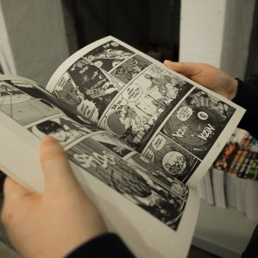 Comics as Documentation