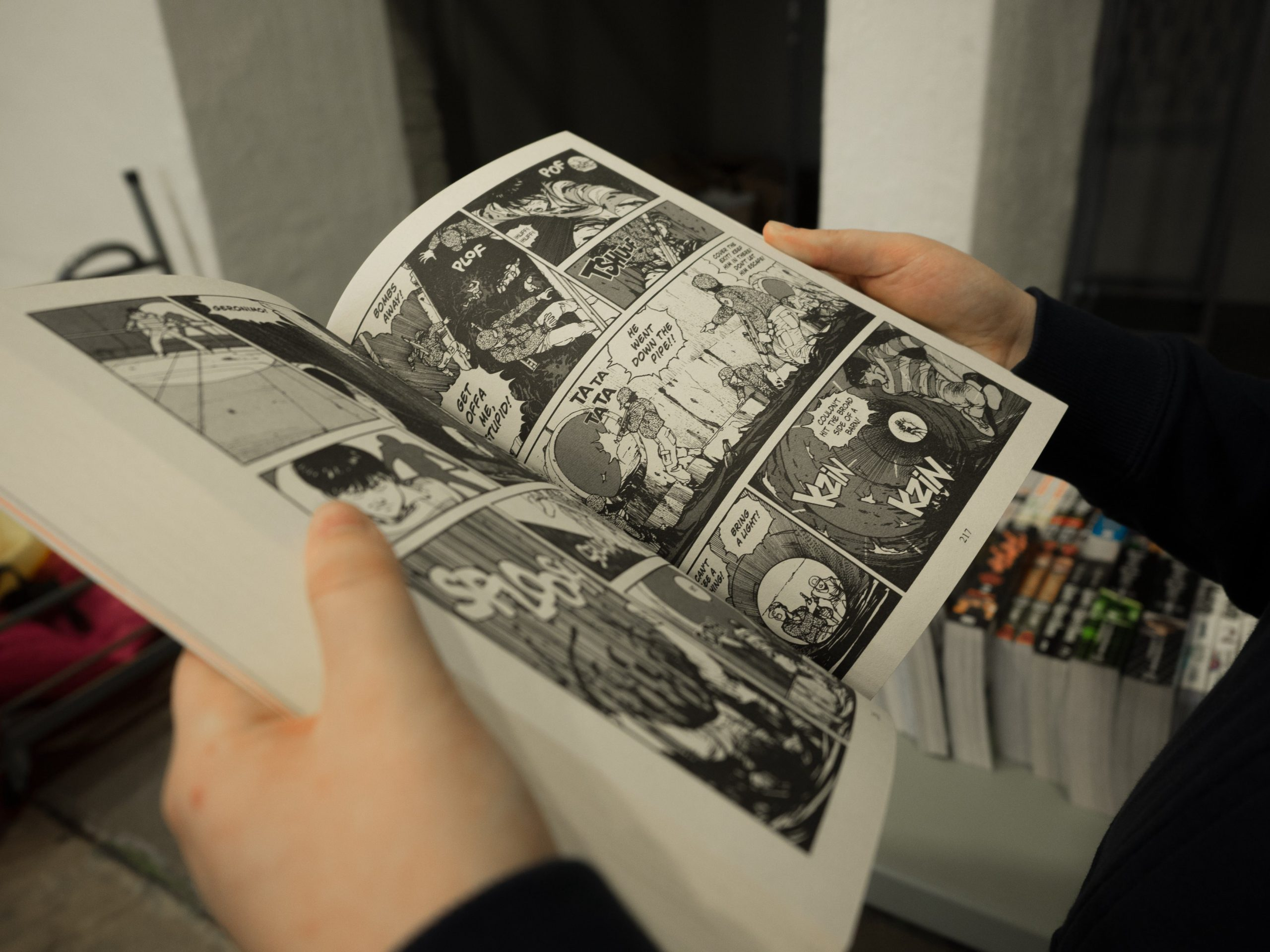 Comics as Documentation